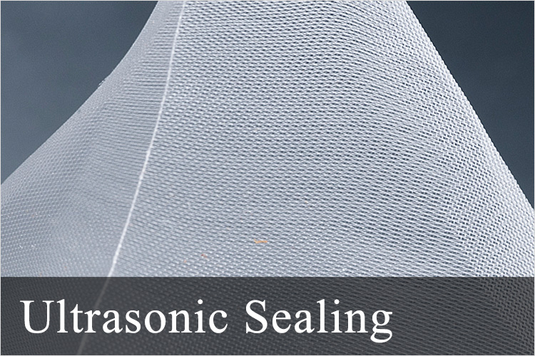 Ultrasonic Sealing